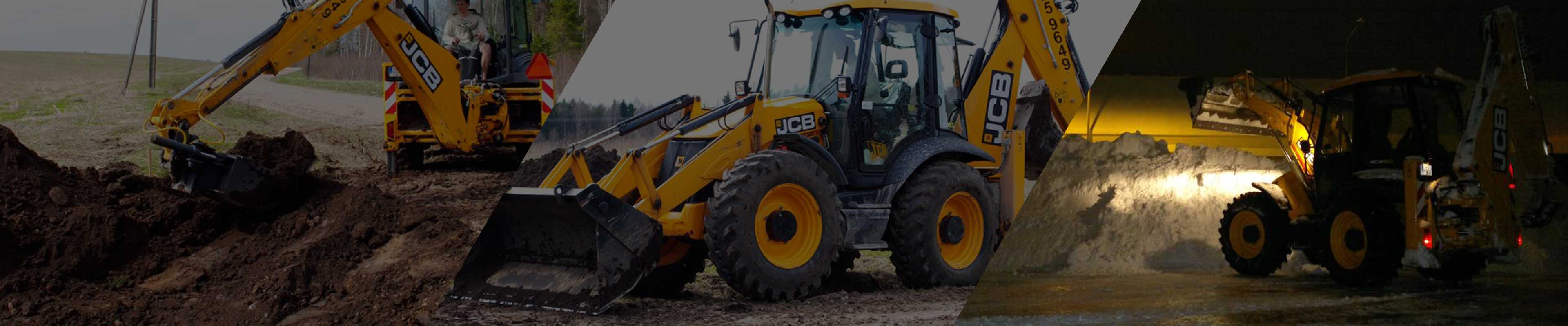 Lammutustööd, maapinnatööd, lumekoristus, krundi ettevalmistus, metsataastus